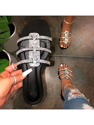 Women's fashion flat slippers, 23935256