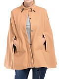 Image of Cheongsam Collar Cloak Cloak Coat