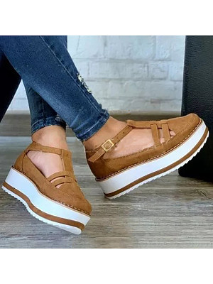 Women's all-match casual sneakers фото