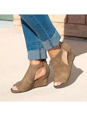 Women's fashion comfortable wedge sandals, 24149401