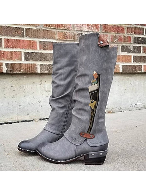 BERRYLOOK Women's Fashionable Comfortable Boots