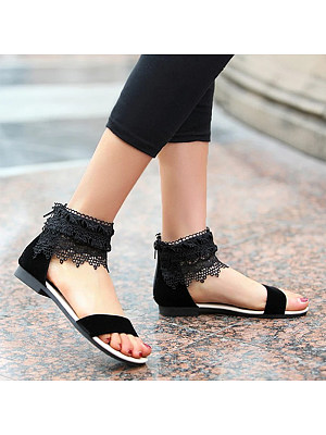 Berrylook Sweet cute open toe women's shoes stores and shops, shoping,