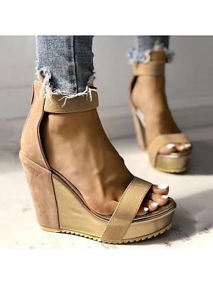Stylish comfortable wedge sandals, 23519879
