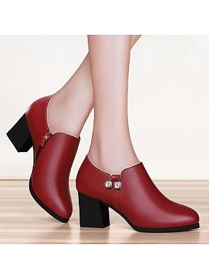 BERRYLOOK Women's Comfortable High Heels
