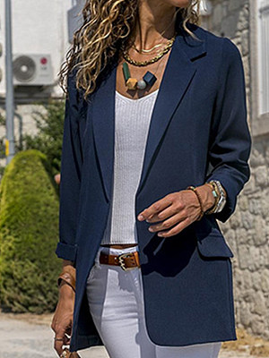 BERRYLOOK Lapel suit
