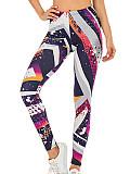 Image of Fashion new digital printing casual leggings