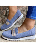 Women's suede casual shoes