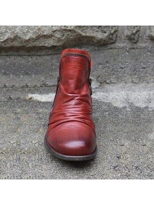 BERRYLOOK Casual Fashion Low Heel Winter Boots