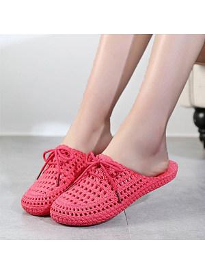 Flat Bottom Daily Sandals, 11365672