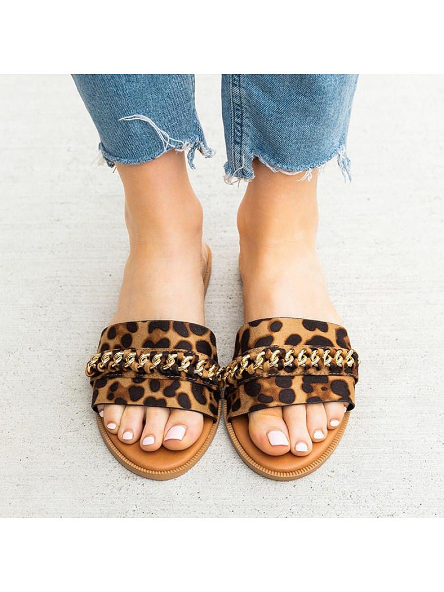 BerryLook Women's fashion flat bottom slippers