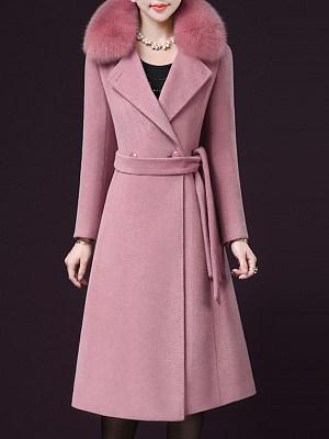 Long temperament coat, 10442976