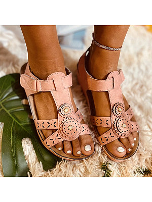 Fashion casual retro sandals, 11321234