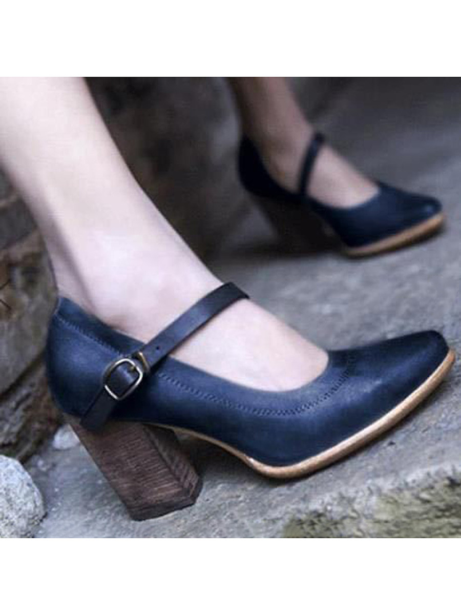 Fashionable comfortable high heels