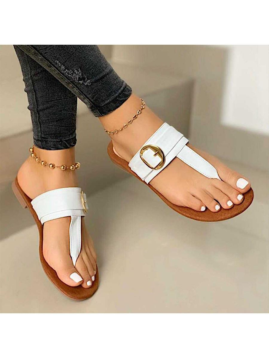 Women's casual flip-flops
