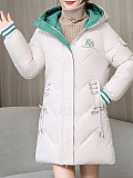 Image of Women'S Mid-Length Down Jacket