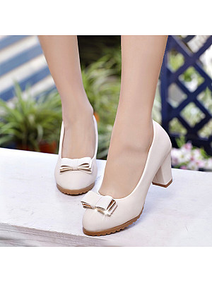 Shallow mouth professional comfort high heels