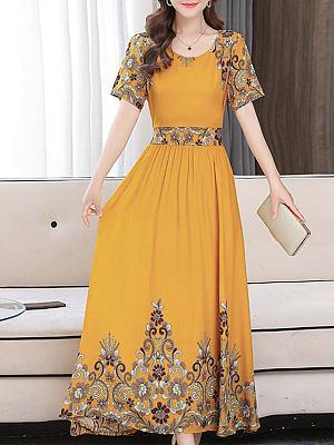 Berrylook Korean style short-sleeved dress shop, online, sequin dress, floral dresses