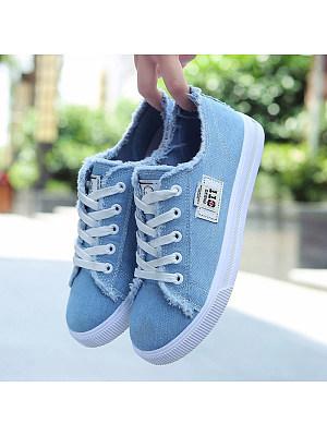 Flat Comfort Casual Shoes