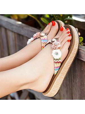 Fashion casual non-slip flip-flops
