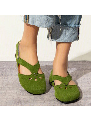 Women's comfortable flat shoes, 24662257