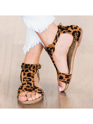 Women's fish flat sandals, 24125469