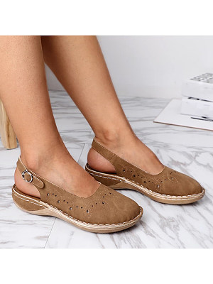 Mother shoes tendon flat flat heel low-top shoes фото