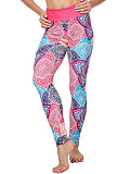 Image of Fashion high waist stretch casual leggings