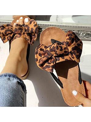 Women's comfortable flat slippers, 23863677