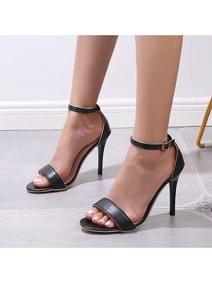 European and American open toe sexy stiletto sandals, 11179110