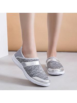 Comfortable ladies canvas shoes